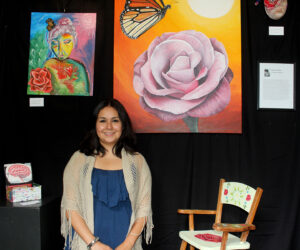 graduate student art exhibit