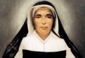 Saint Mother Theodore Geurin