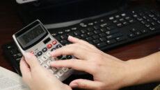 A calculator and a computer