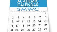 SMWC Academic Calendar