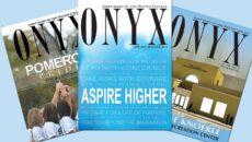Three Onyx magazines
