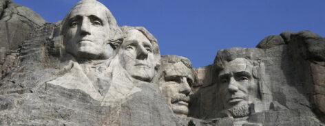 Photo of Mt. Rushmore