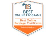 Best Online Paralegal Certificates - TheBestSchools.org