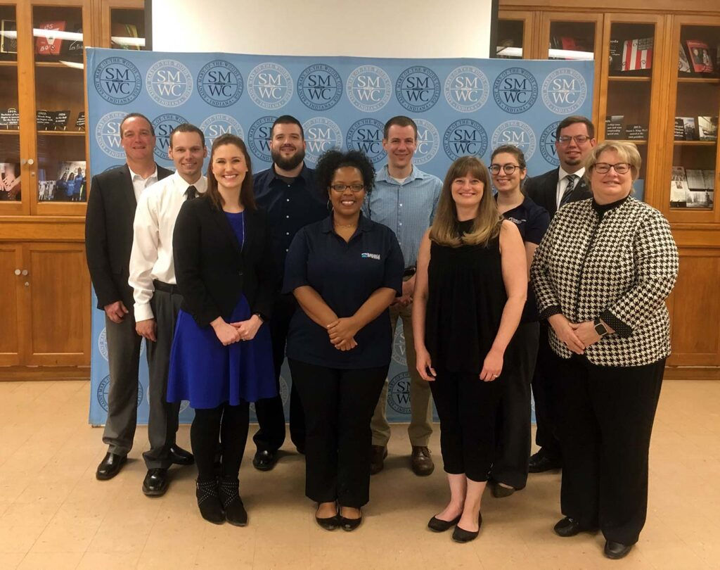 Group photo of the eighth WVLI cohort