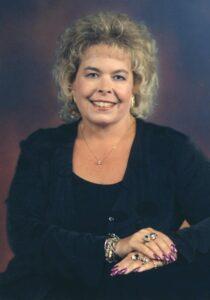 Portrait of Kathryn Myers