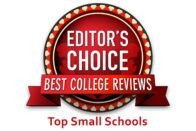 Editor's Choice - Best College Reviews: Top Small Schools