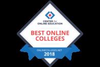 Center for Online Education - Best Online Colleges - onlinecolleges.net 2018