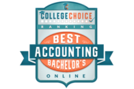 College Choice Ranking - Best Accounting Bachelor's Online