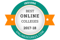 Indiana - Best Online Colleges 2017-18 - OnlineDegrees.com