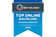 The Best Colleges - Top Online Bachelors in Human Services - 2018