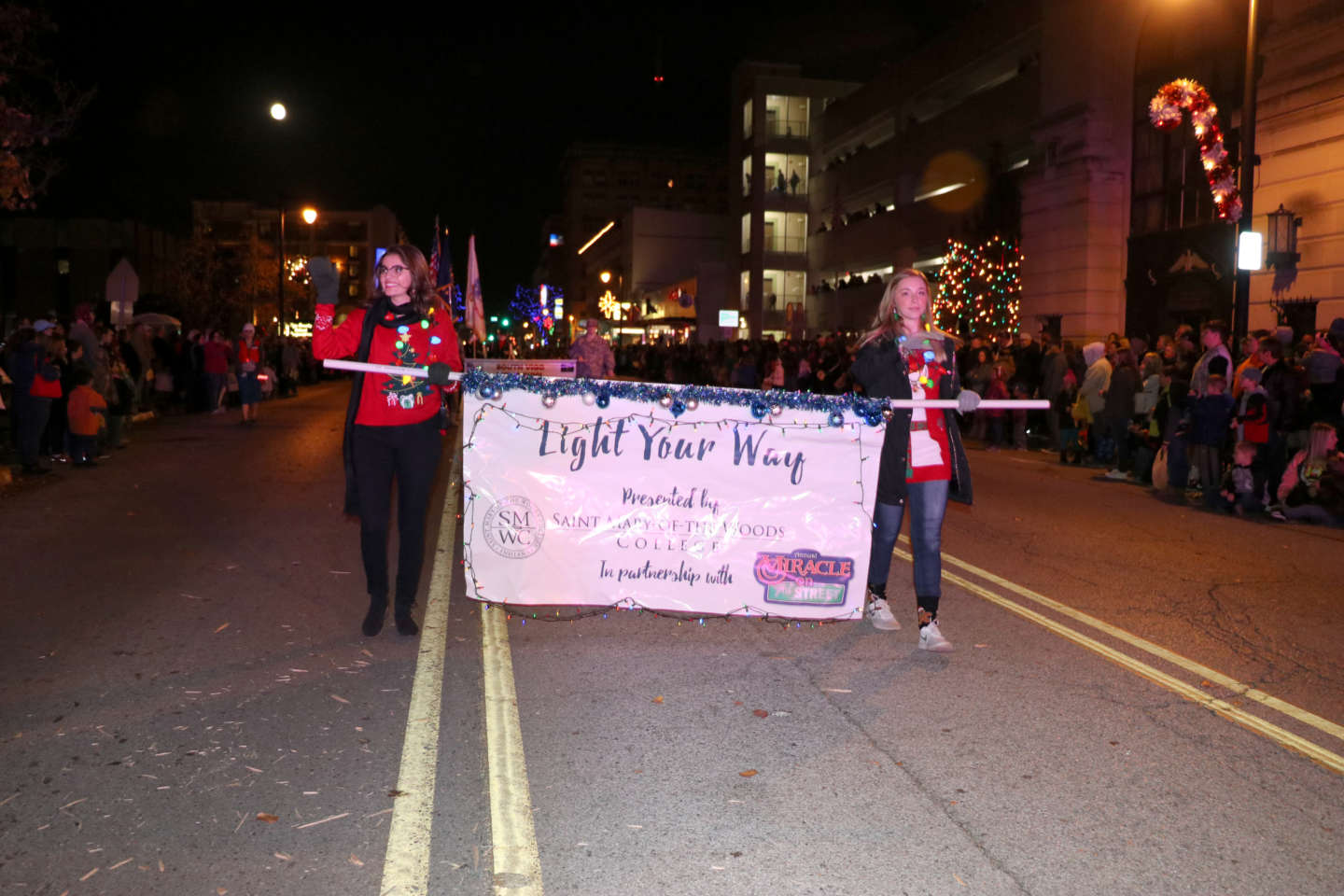 Terre Haute Christmas Parade 2020 SMWC to host annual Christmas parade   SMWC