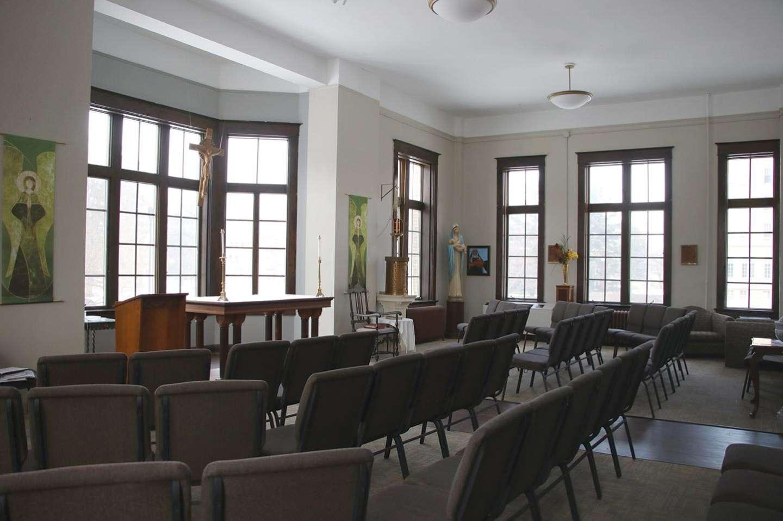The Sacred Heart Chapel