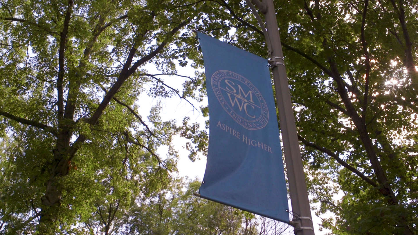 SMWC banner on The Avenue
