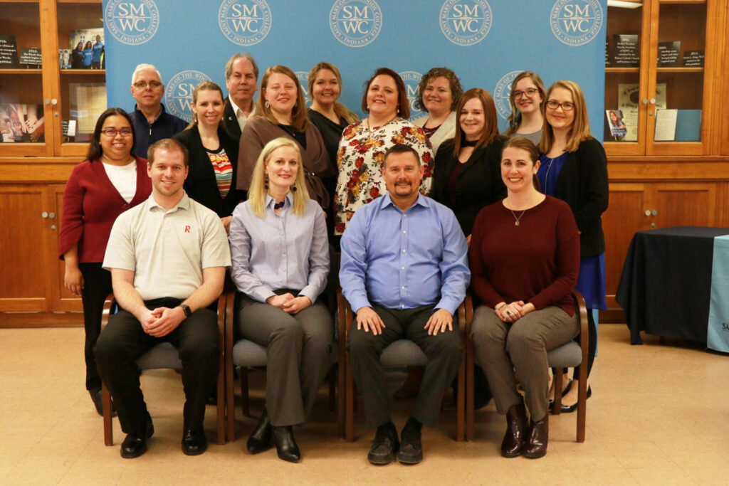 Group photo of the ninth WVLI cohort