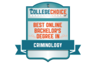 College Choice - Best Online Bachelor's Degree in Criminology