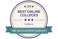 2019 Best Online Colleges - Indiana - SR Education Group