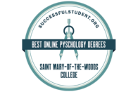 Successfulstudent.org - Best Online Psychology Degrees - Saint Mary-of-the-Woods College