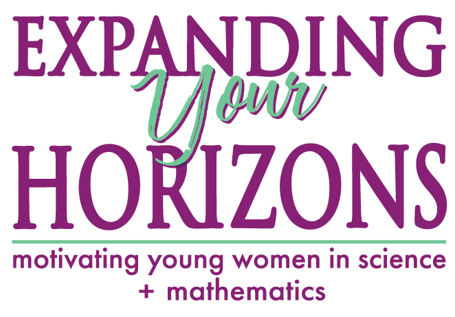 Expanding Your Horizons - motivating young women in science + mathematics