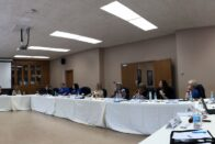 Alumni Board in their Meeting with Student Panel