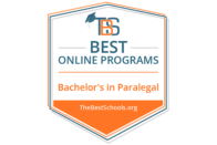 Best Online Programs - Bachelor's in Paralegal - TheBestSchools.org