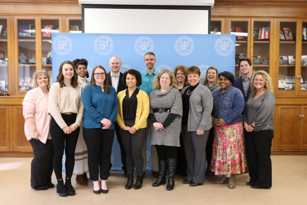 Group photo of the tenth WVLI cohort