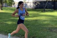 Emily Truax running