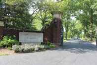 SMWC front gate
