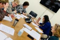 The VNA/Hospice management team