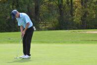 Kuppler golfing