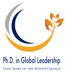 PhD in global leadership logo