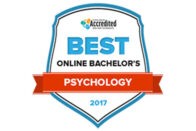 Best Online Bachelor's Psychology 2017