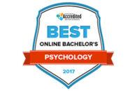 Best Online Bachelor's Psychology 2017