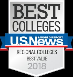 Best Colleges - U.S. News & World Report - Regional Colleges, Best Value 2018