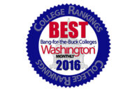 Washington Monthly - Best Bang-for-the-Buck 2016