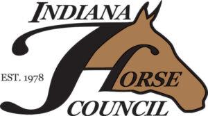 Indiana Horse Council logo