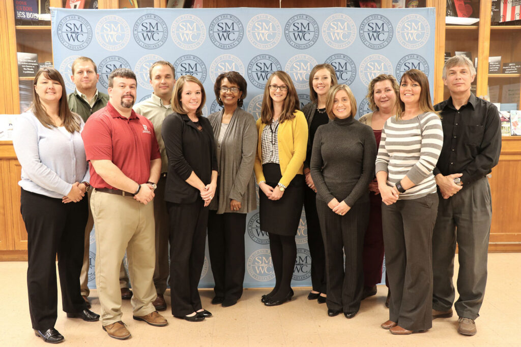 Group photo of the fourth WVLI cohort