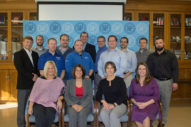 Group photo of the thrid WVLI cohort