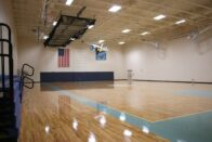Auxiliary Gym - Knoerle Center