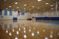 Hamilton Arena - Main Gym - Knoerle Center