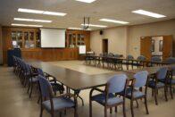Meeting Room 1 - Rooney Library - 3rd floor