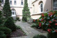 Guerin Courtyard