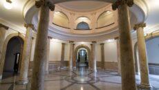 Guerin Hall rotunda