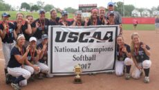 2017 softball national champions